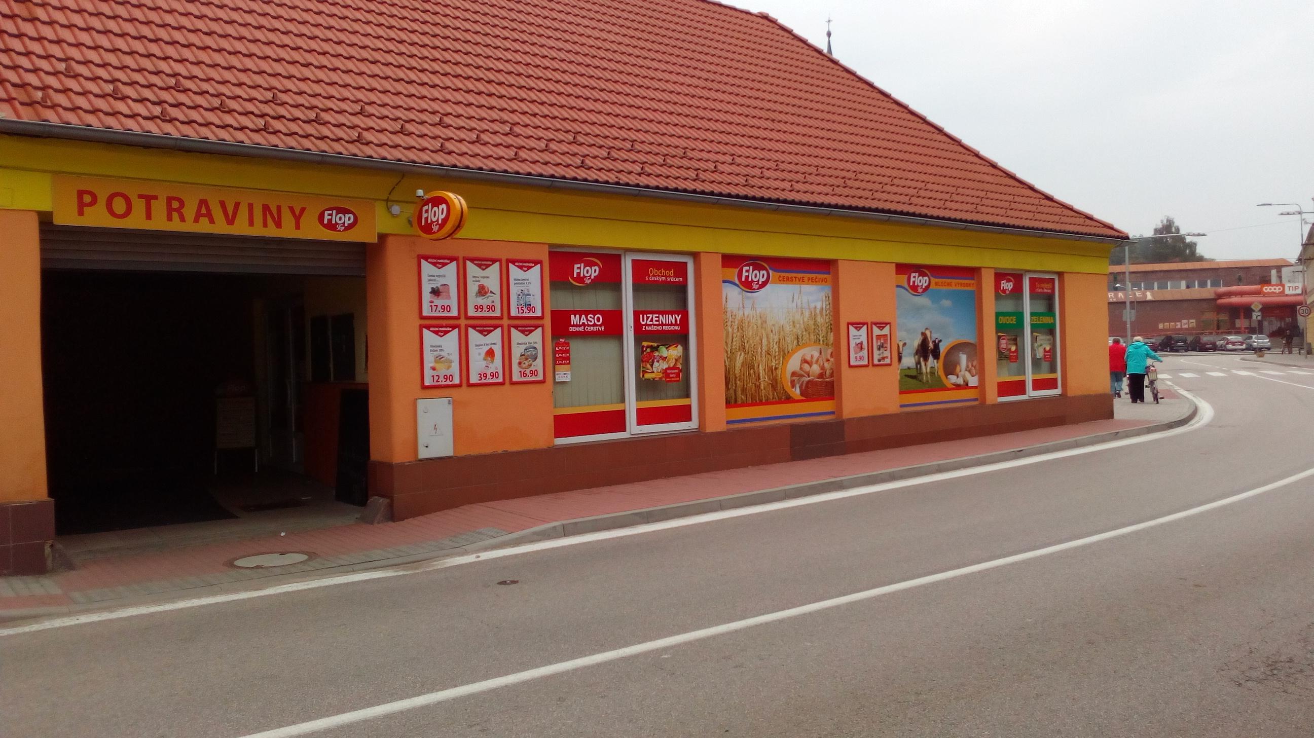 FLOP TOP Kardašova Řečice