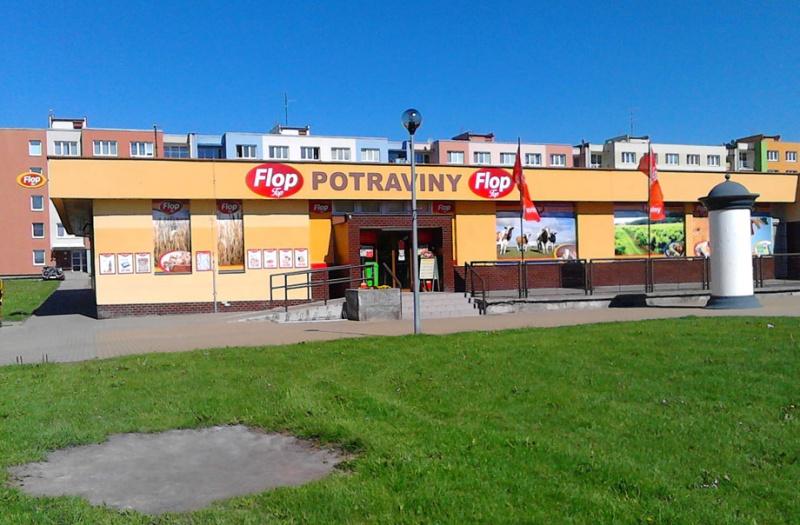 FLOP TOP České Velenice