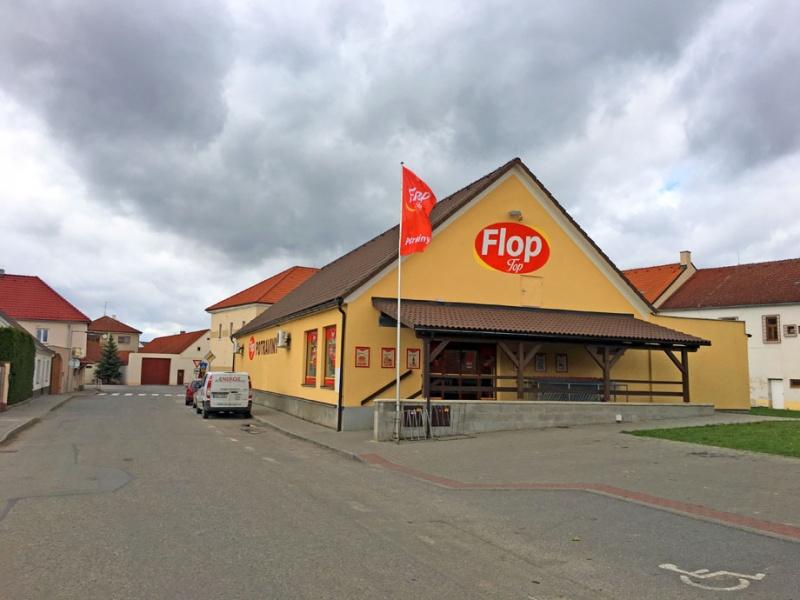 FLOP TOP Dubné