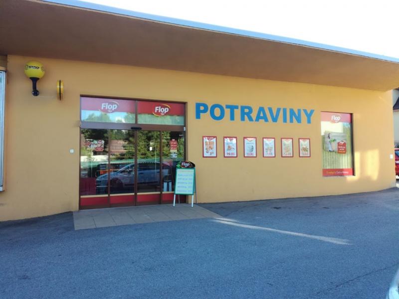 FLOP TOP Hluboká nad Vltavou