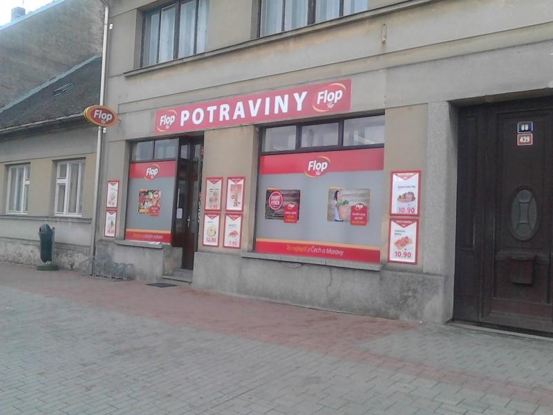 FLOP TOP Lišov