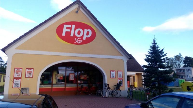 FLOP TOP Nová Včelnice