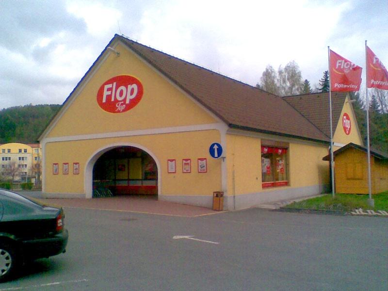FLOP TOP Sázava