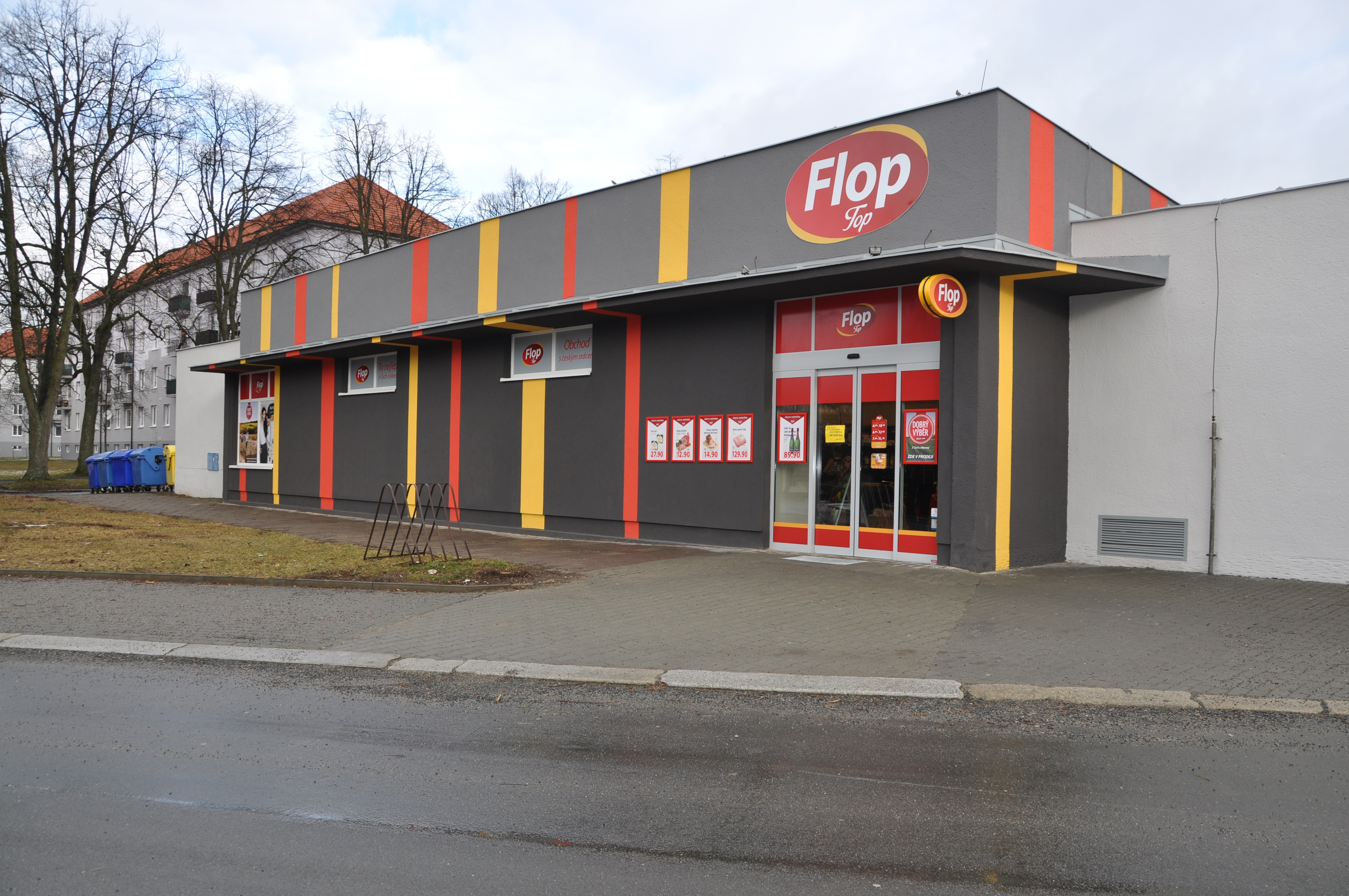 FLOP TOP Bystřice nad Pernštejnem