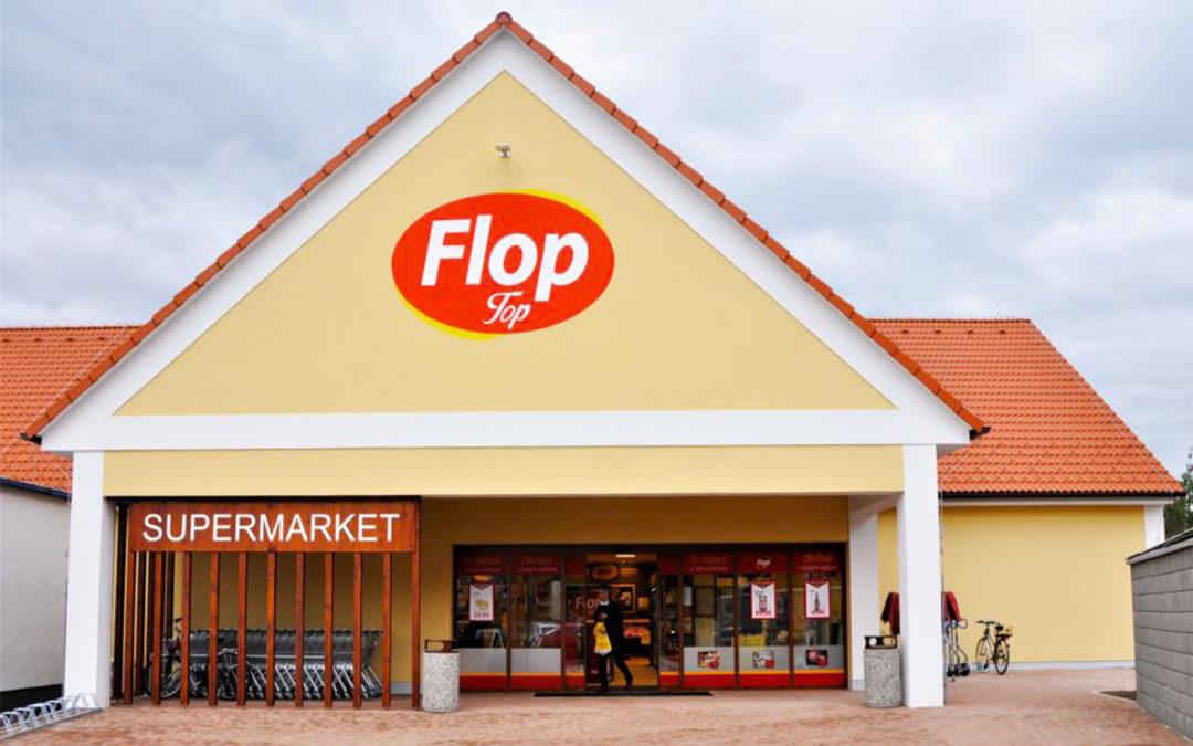 29.5.2020 otevření prodejny Flop Top vChlumu uTřeboně