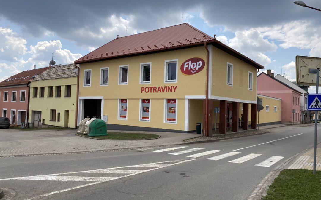 FLOP TOP Horní Cerekev